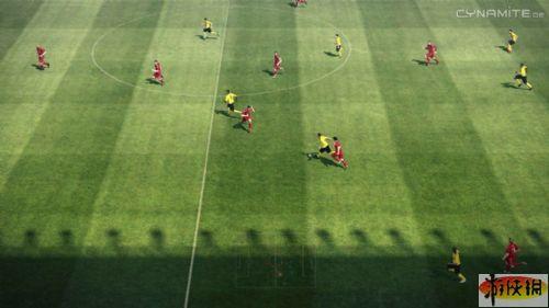 《实况足球2010》游戏截图2-7