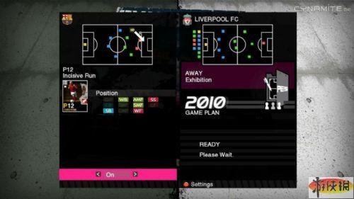 《实况足球2010》游戏截图3-4