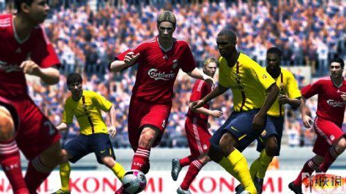 《实况足球2010》游戏截图3-8