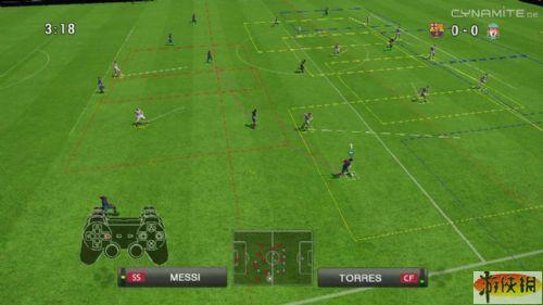 《实况足球2010》游戏截图3-1