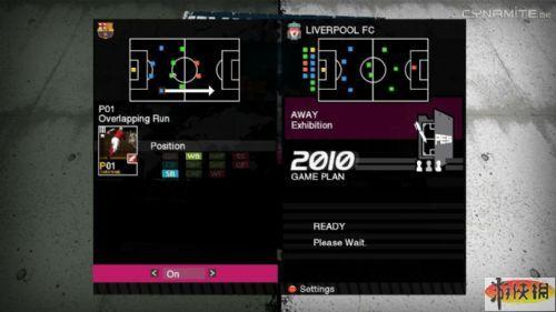 《实况足球2010》游戏截图3-3