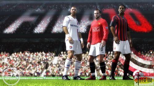 《FIFA 10》截图欣赏4-2