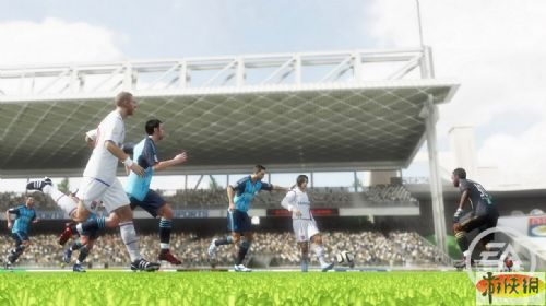 《FIFA 10》截图欣赏3-1