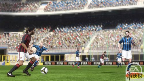 《FIFA 10》截图欣赏3-9
