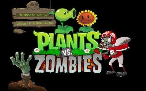《植物大战僵尸》精美游戏壁纸—4(1)