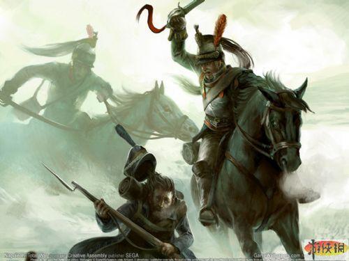 《拿破仑之全面战争》精美游戏壁纸—3-1