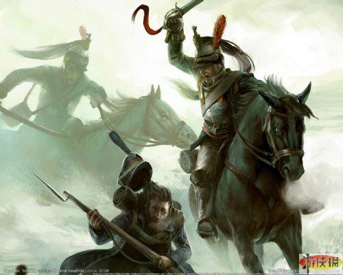《拿破仑之全面战争》精美游戏壁纸—3-2