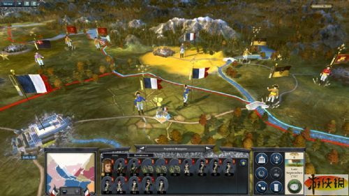 《拿破仑之全面战争》精美游戏截图—1-9