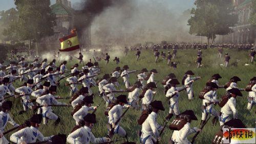 《拿破仑之全面战争》精美游戏截图—1-8
