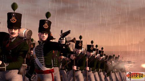 《拿破仑之全面战争》精美游戏截图—1-4