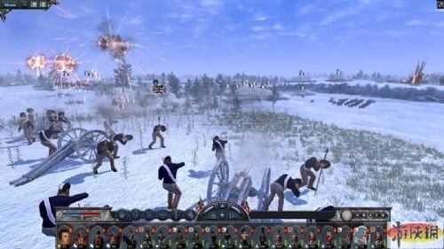 《拿破仑之全面战争》精美游戏截图—1-1