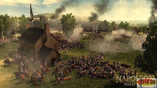 《拿破仑之全面战争》精美游戏壁纸—1-9