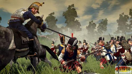 《拿破仑之全面战争》精美游戏截图—4-2
