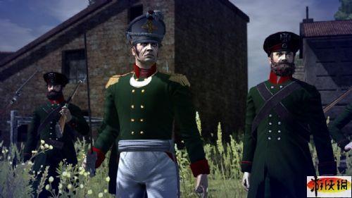 《拿破仑之全面战争》精美游戏截图—3-1