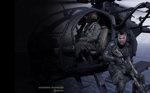 《使命召唤6现代战争2》游戏壁纸(第十五辑)-2