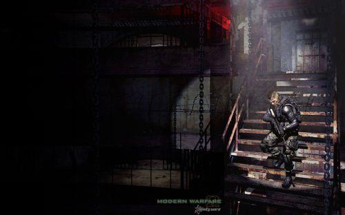 《使命召唤6现代战争2》游戏壁纸(第十六辑)-2