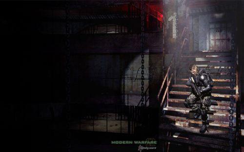《使命召唤6现代战争2》游戏壁纸(第十六辑)-3