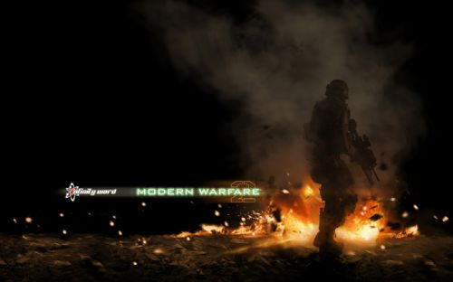 《使命召唤6现代战争2》游戏壁纸(第十八辑)-2