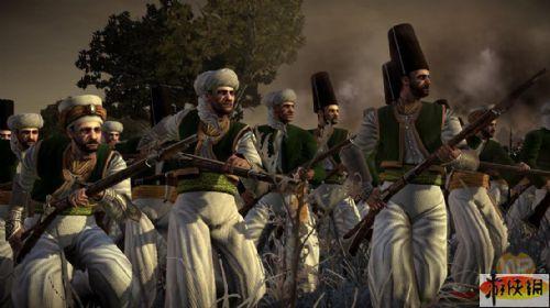 《拿破仑之全面战争》精美游戏截图—5-7