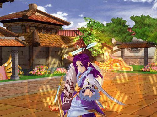 《幻想三国志4外传》精美游戏截图(第二辑)-5