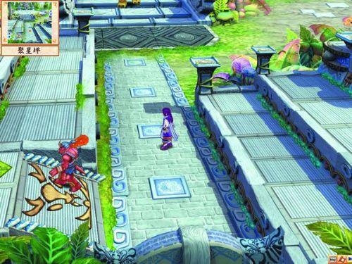 《幻想三国志4外传》精美游戏截图(第三辑)-1