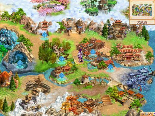 《幻想三国志4外传》精美游戏截图(第一辑)-9