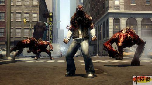 《虐杀原形》游戏截图1图片(5),《虐杀原形》游