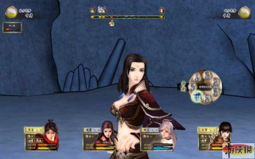《轩辕剑外传汉之云》精美游戏截图(第三辑)-2度刃异之攻略图片