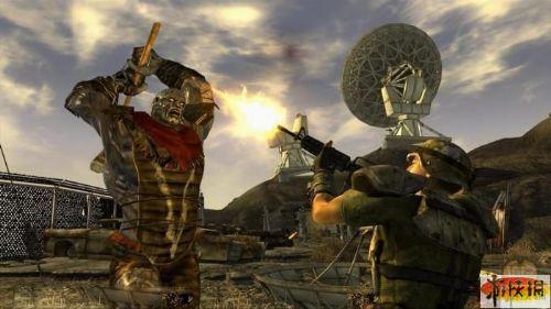 《辐射新维加斯》游戏截图1-4