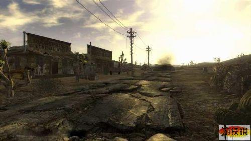《辐射新维加斯》游戏截图1-3
