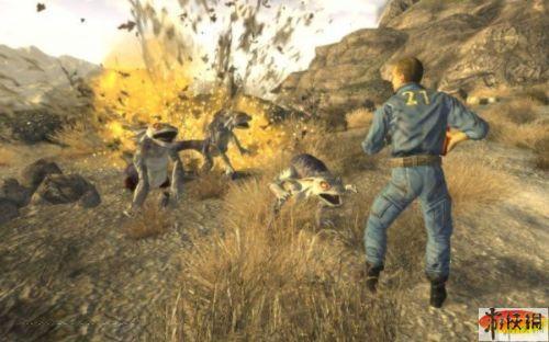 《辐射新维加斯》游戏截图2-2