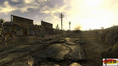 《辐射新维加斯》游戏截图3-3