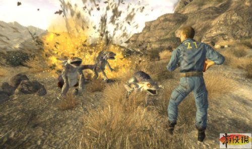《辐射新维加斯》游戏截图4-4