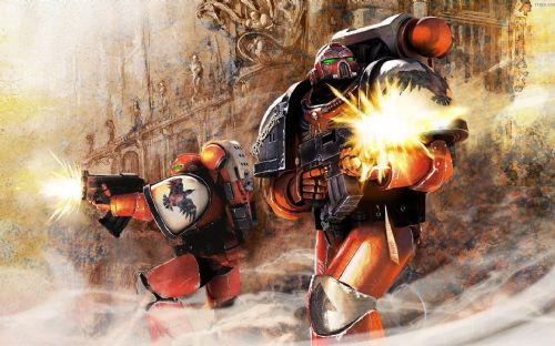 《战锤40k战争黎明2混沌崛起》精美游戏壁纸—2(1)