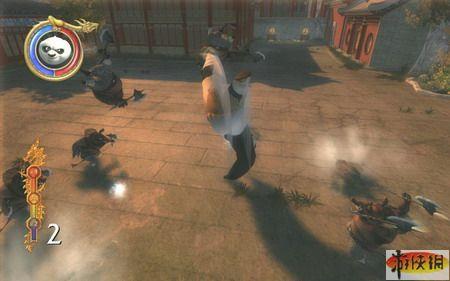 功夫熊猫 游戏截图2