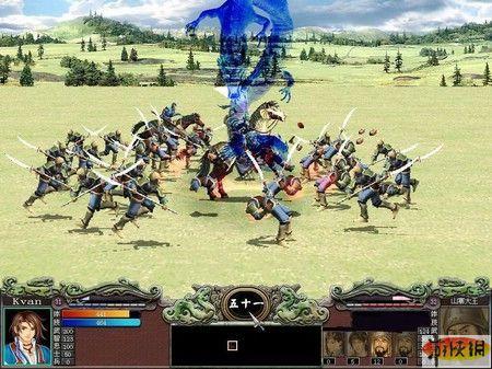《三国群英传7》精美游戏截图—3-4
