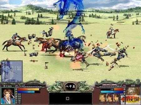 《三国群英传7》精美游戏截图—3-5
