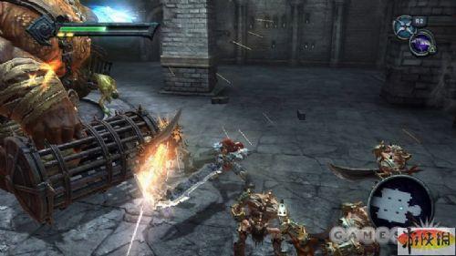 《暗黑血统》游戏截图1-4