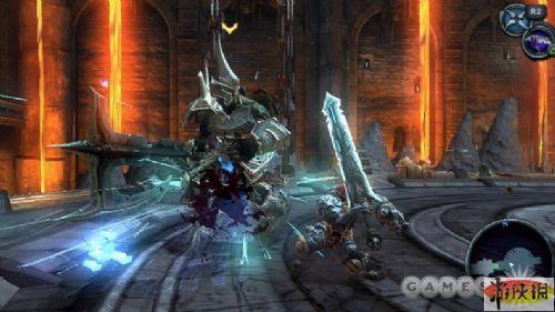 《暗黑血统》游戏截图1-2