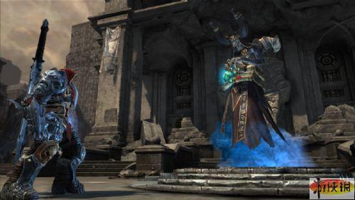 《暗黑血统》游戏截图1-11