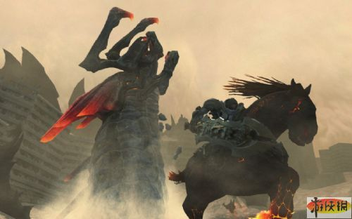 《暗黑血统》游戏截图2-4
