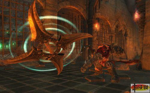 《暗黑血统》游戏截图2-17