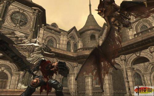 《暗黑血统》游戏截图2-9