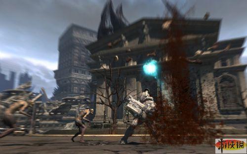 《暗黑血统》游戏截图2-1