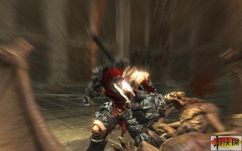 《暗黑血统》游戏截图2-7