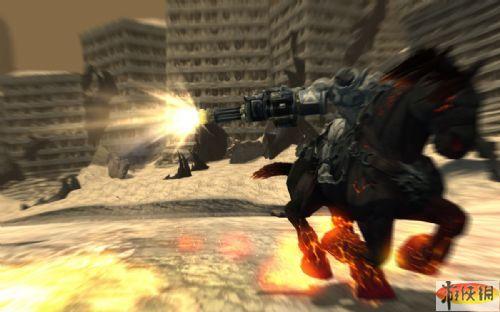 《暗黑血统》游戏截图2-2