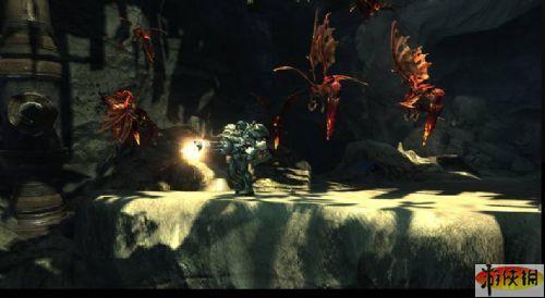 《暗黑血统》游戏截图4-71