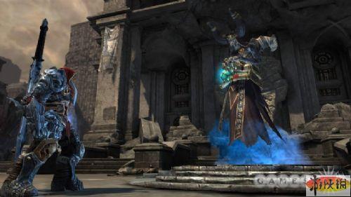 《暗黑血统》游戏截图4-21