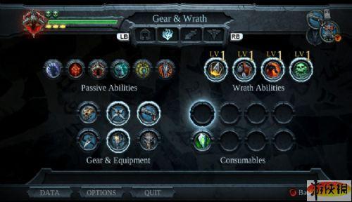 《暗黑血统》游戏截图4-13