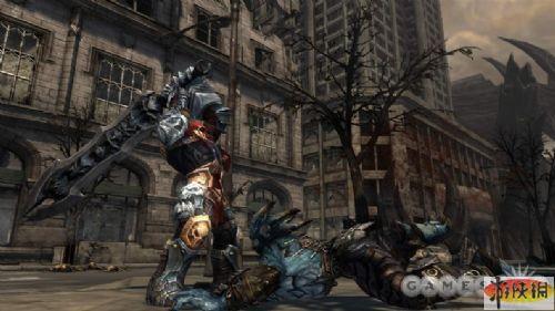 《暗黑血统》游戏截图4-22